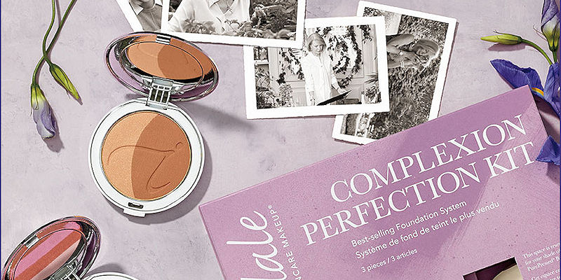 Jane Iredale Products from The Spa With in Detroit Lakes MN