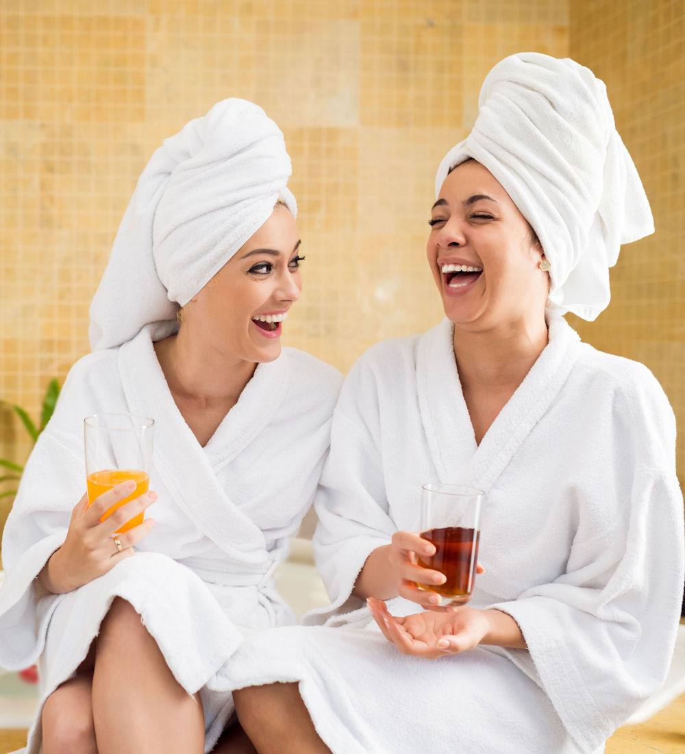 How to Day Spa - Spa FAQs at The Spa Within
