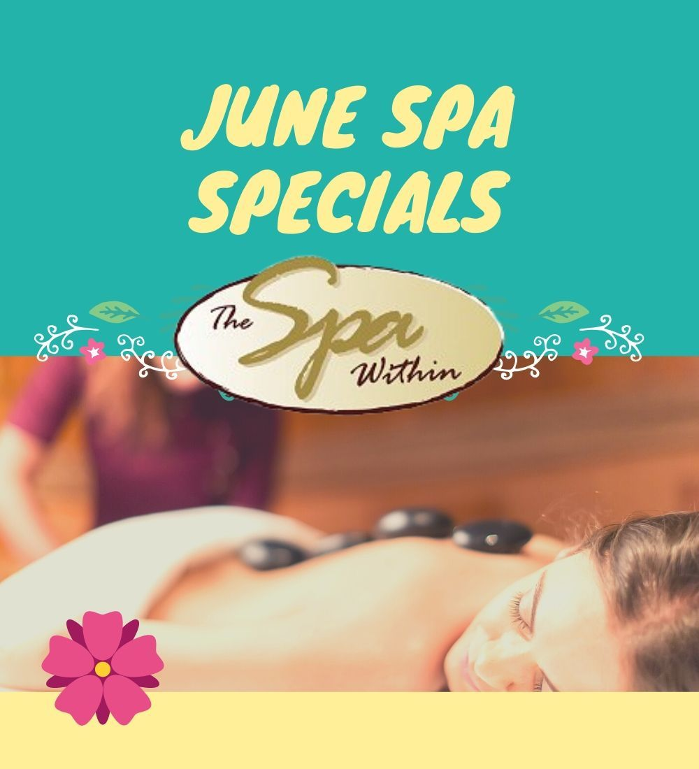 Spa Specials at The Spa Within at The Lodge on Lake Detroit