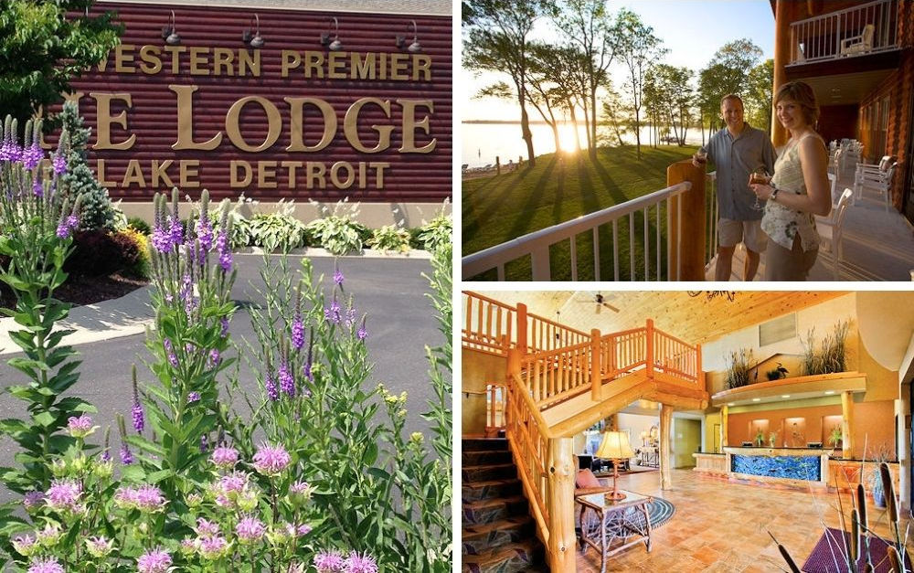 For your Business or Leisure Travel - The Lodge on Lake Detroit in Detroit Lakes Minnesota