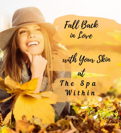 The Spa Within at The Lodge on Lake Detroit   Spa Specials for Fall