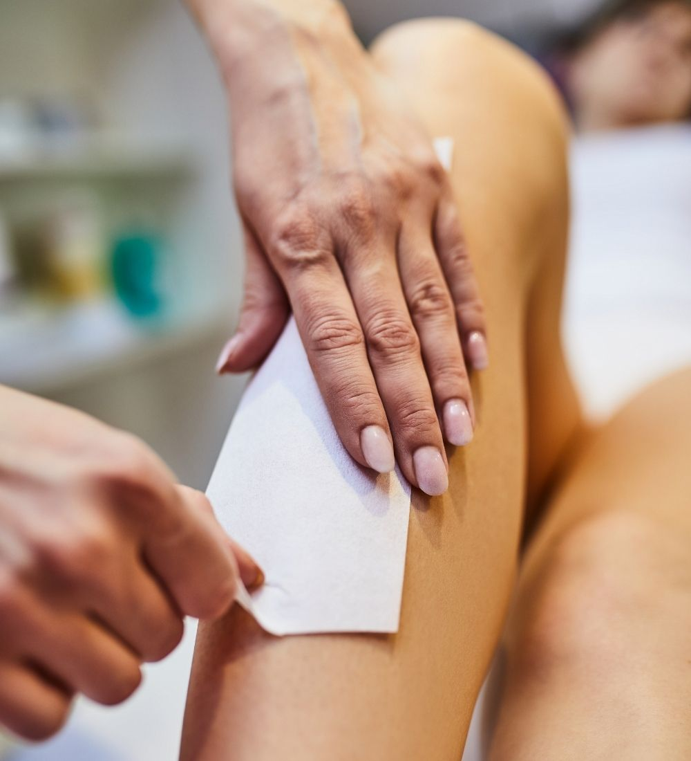 The Spa Within Waxing Services