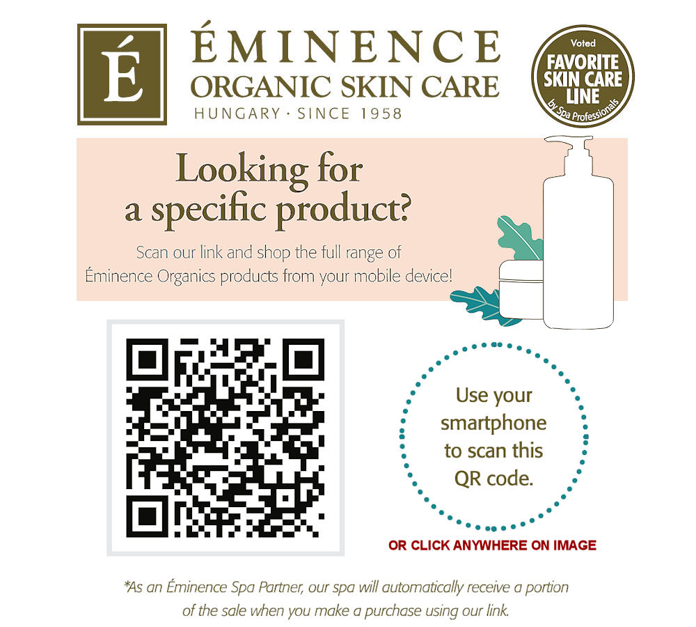 The Spa Within Emminence QR Code